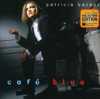 Patricia Barber -  Cafe  Blue - 180g 2LP