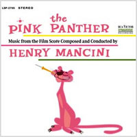 Pink Panther - Harry Mancini - OST Soundtrack - 180g LP