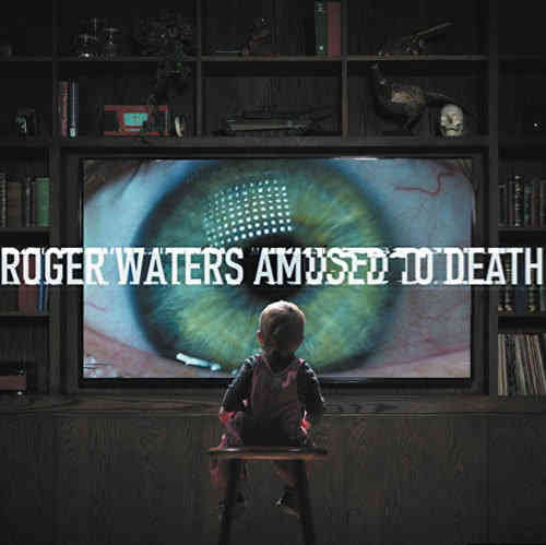 Roger  Waters  - Amused To Death - 200g 2LP
