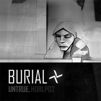 Burial - Untrue  - 2LP