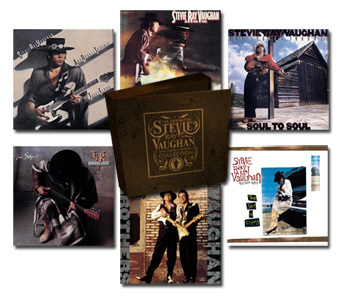 Stevie Ray Vaughan - Texas Hurricane - 200g 45rpm 12LP  Box Set