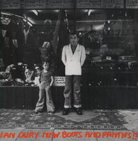 Ian Dury - New Boots And Panties - 180g LP