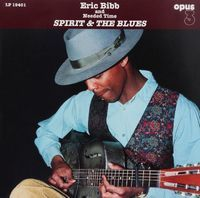 Eric Bibb - Spirit & The Blues - 180g 2LP 45rpm