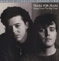 Tears For Fears - Songs From The Big Chair - 140g  LP
