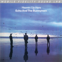 Echo and the Bunnymen - Heaven Up Here - LP