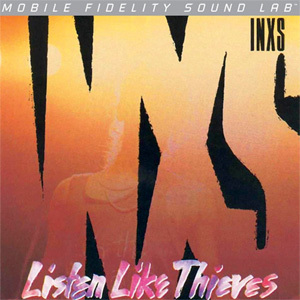 INXS - Listen Like Thieves -   140g LP