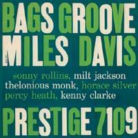 Miles Davis - Bags Groove - 200g LP Mono