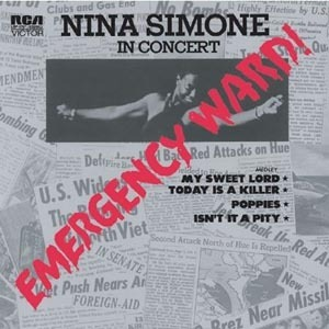 Nina Simone - In Concert : Emergency Ward! - 180g LP