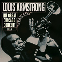 Louis Armstrong - The Great Chicago Concert 1956 -  180g 3LP Box Set Mono