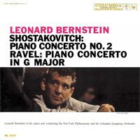 Shostakovich & Ravel - Piano Concerto No. 2 - Leonard Bernstein - 180g LP