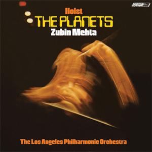 Holst - The Planets - Zubin Mehta : Los Angeles Philharmonic - 45rpm 180g 2LP