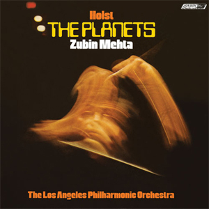 Holst - The Planets - Zubin Mehta : Los Angeles Philharmonic - 45rpm 180g 2LP