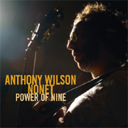 Anthony Wilson Nonet & Diana Krall - Power Of Nine - 45rpm 180g 2LP