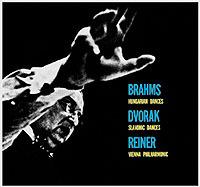 Brahms - Hungarian Dances / Dvorak Slavonic Dances / Ernest Ansermet- 180g LP