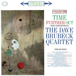 Dave Brubeck Quartet - Time Further Out - Micro Reflections - 180g LP