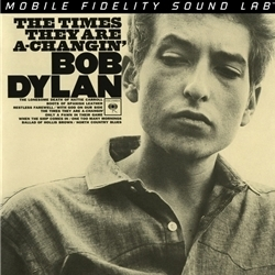 Bob Dylan - The Times They Are A Changing - 45rpm 180g 2LP