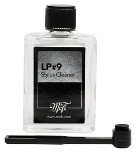 Mobile Fidelity Mofi - LP9 Stylus Cleaner & Brush ( 0.5oz )