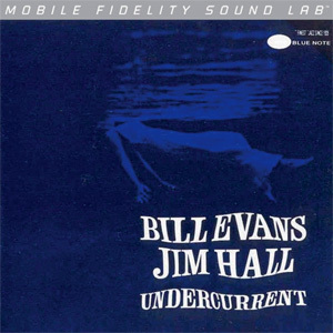 Bill Evans & Jim Hall - Undercurrent -  140g LP