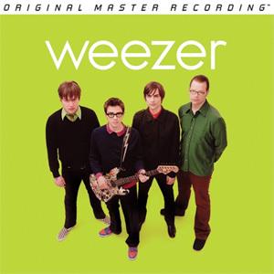 Weezer - Weezer ( Green Album ) - 180g LP