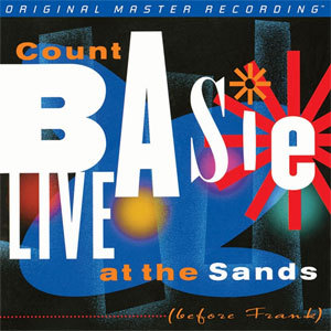 Count Basie Live At The Sands ( Before Frank ) - 180g 2LP