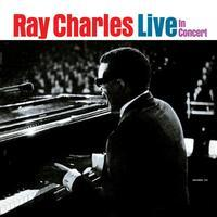 Ray Charles - Live In Concert - 200g LP
