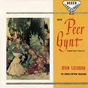 Greig - Peer Gynt - Oivin Fjeldstad / LSO -180g LP