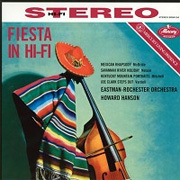 Howard Hanson - Fiesta In Hifi - 180g LP