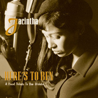 Jacintha -  Here's to Ben: A Vocal Tribute to Ben Webster-  45rpm 180g 2LP