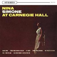 Nina Simone - Nina Simone At Carnegie Hall - 180g LP