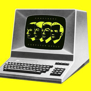 Kraftwerk - Computer World - 180g LP