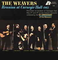 The Weavers - Reunion At Carnegie Hall 1963 - SACD