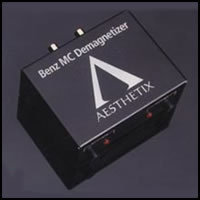 Benz Aesthetix ABCD-1  MC Cartridge Demagetizer