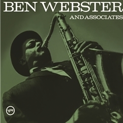 Ben Webster - Ben Webster and Associates -  45rpm 180g 2LP