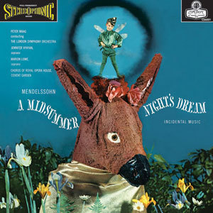 Mendelssohn - Midsummer Night`s Dream -  Maag - 45rpm 180g 2LP