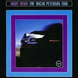 Oscar Peterson - Night Train - 45rpm 180g 2LP