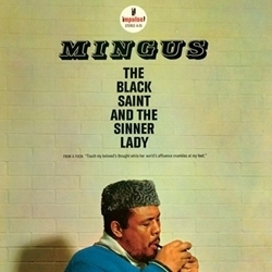 Charles Mingus - the Black Saint and the Sinner Lady - SACD