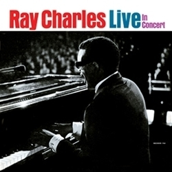 Ray Charles - Live In Concert - SACD
