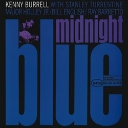 Kenny Burrell - Midnight Blue - 45rpm 200g 2LP
