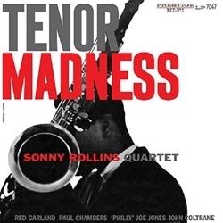 Sonny Rollins - Tenor Madness - 200g LP Mono