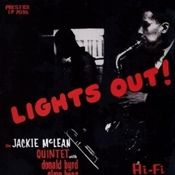 Jackie McLean - Lights Out! - 200g LP  Mono