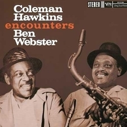 Coleman Hawkins - Encounters Ben Webster - 45rpm 200g 2LP