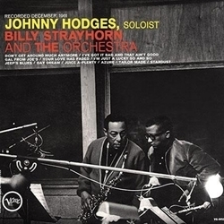 Johnny Hodges - Johnny Hodges with Billy Strayhorn - SACD