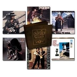 Stevie Ray Vaughan Texas Hurricane 6sacd Box Set
