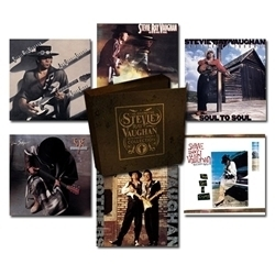 Stevie Ray Vaughan - Texas Hurricane - 6SACD Box Set
