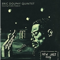 Eric Dolphy - Outward Bound - 200g LP