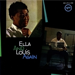 Ella Fitzgerald and Louis Armstrong - Ella and Louis Again - 45rpm 200g 2LP Mono
