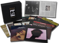 Bill Evans - Riverside Recordings - 45rpm 180g 22LP Box Set