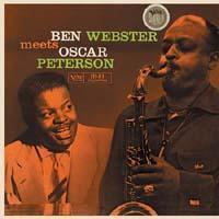 Ben Webster - Ben Webster Meets Oscar Peterson - 45rpm 200g 2LP