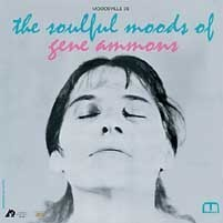 Gene Ammons - The Soulful Moods of Gene Ammons - 200g LP