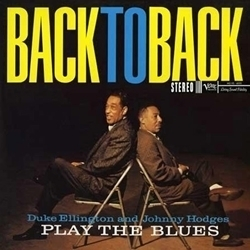 Duke Ellington and Johnny Hodges - Back to Back - SACD